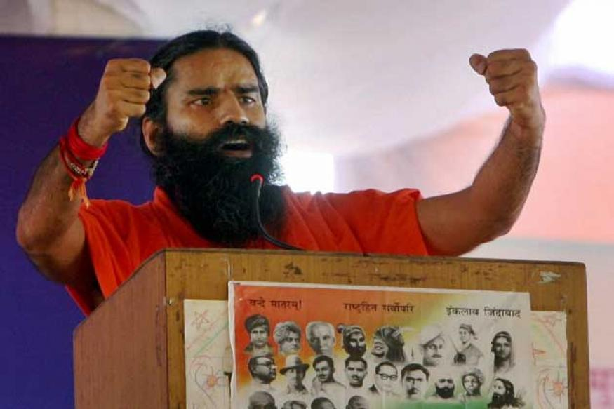Gangrape protests: Ramdev, VK Singh booked for rioting