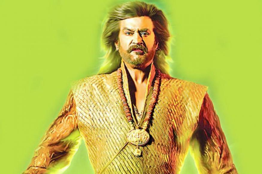 Rana: Rajinikanth's character has a grey shade