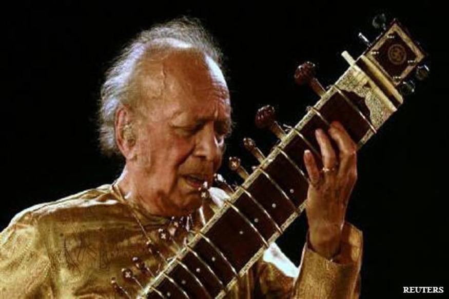 Grammy lifetime achievement honour for Pandit Ravi Shankar