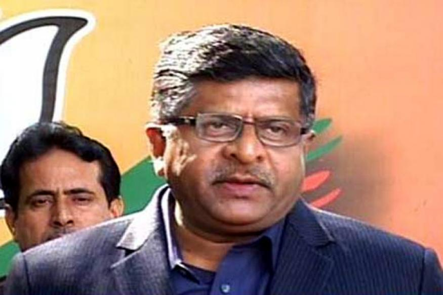 NDA's PM candidate will come from BJP: Prasad