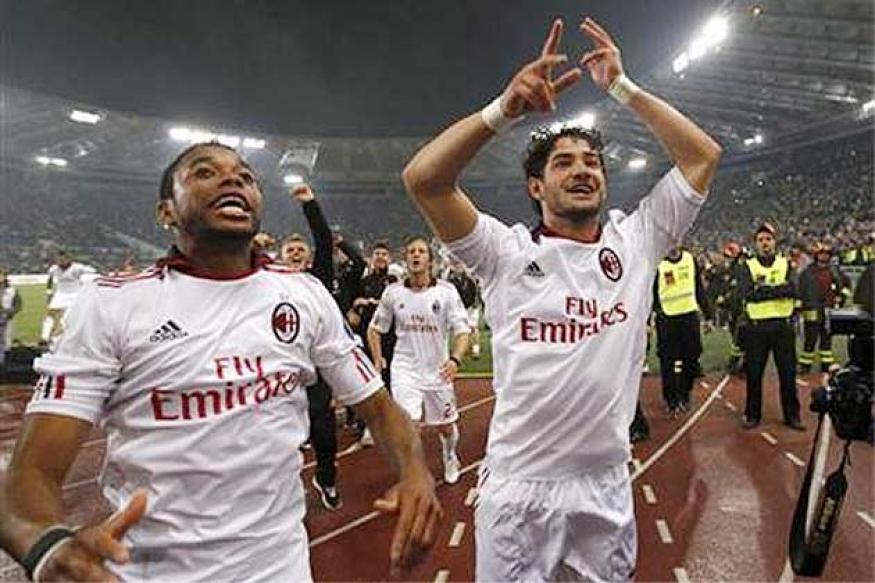 AC Milan hoping to keep Robinho or Pato