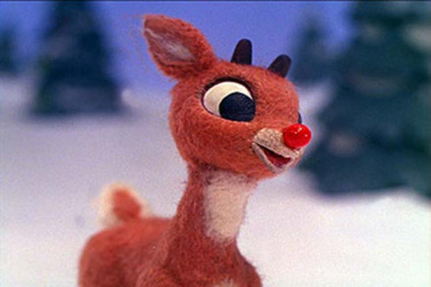 Scientists decode why Rudolph has a red nose