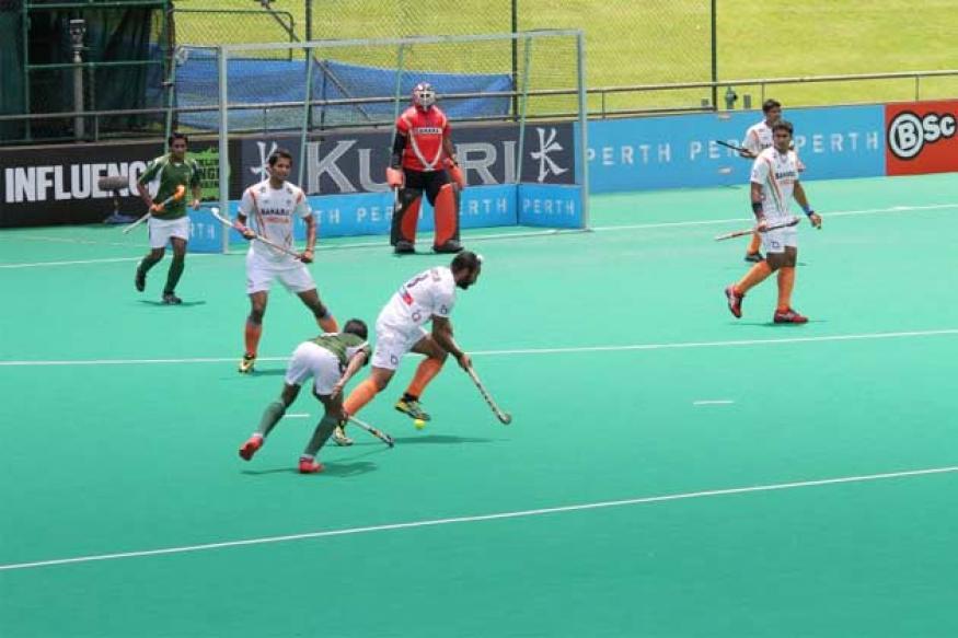 India beat Pakistan to enter ACT hockey final