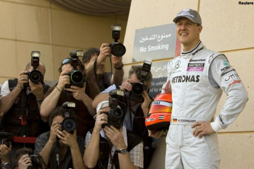 Schumacher saddened by Norbert Haug exit from Mercedes