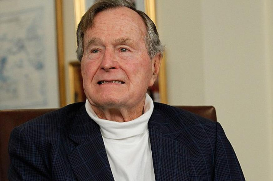 US: George Bush senior shifted to intensive care unit
