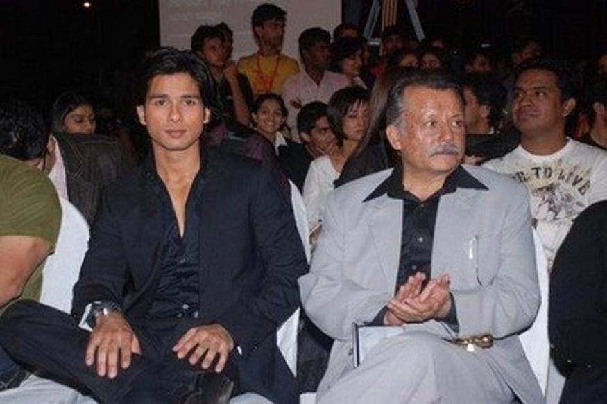 Shahid doesn't have time for me: Pankaj Kapur