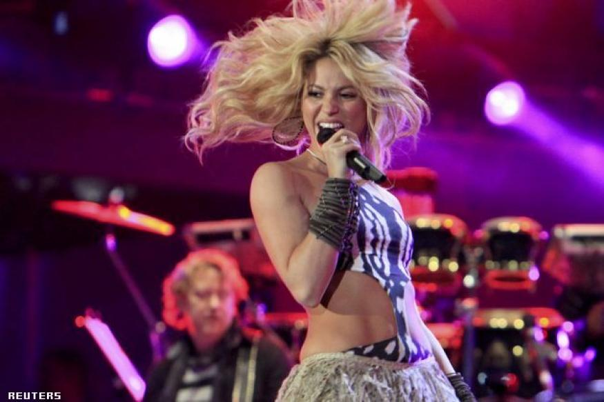 Shakira's boyfriend shares ultrasound photo online