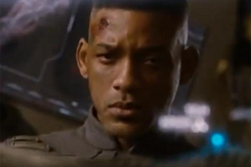 After Earth: Watch Will Smith in the trailer