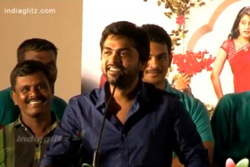 Simbu: I am proud to have introduced Santhanam
