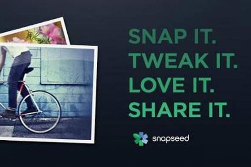 Google launches Snapseed, an Instagram like app, for Android