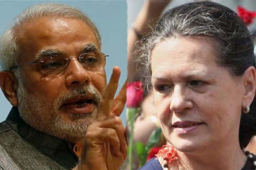 Sonia blind to development in Gujarat: Jaitley