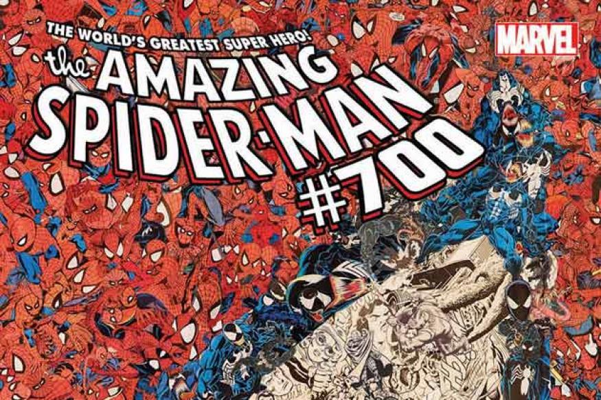 Spider-Man's alter-ego Peter Parker dies
