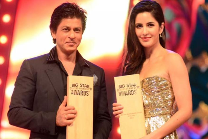 Shah Rukh Khan: I get really excited with awards
