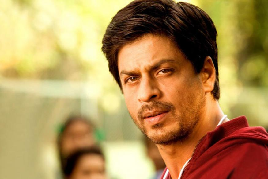 I'm sorry I'm a man, says Shah Rukh Khan