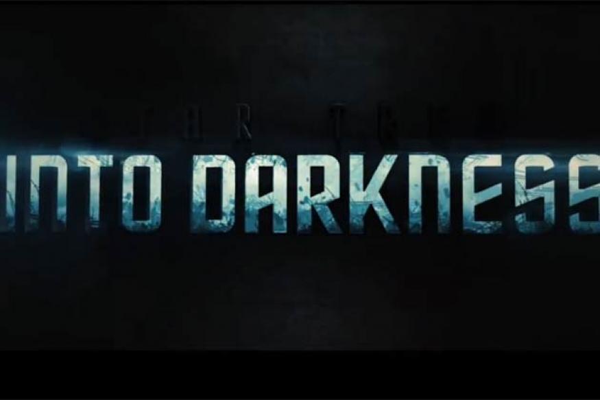 'Star Trek Into Darkness' Teaser: James Kirk is back