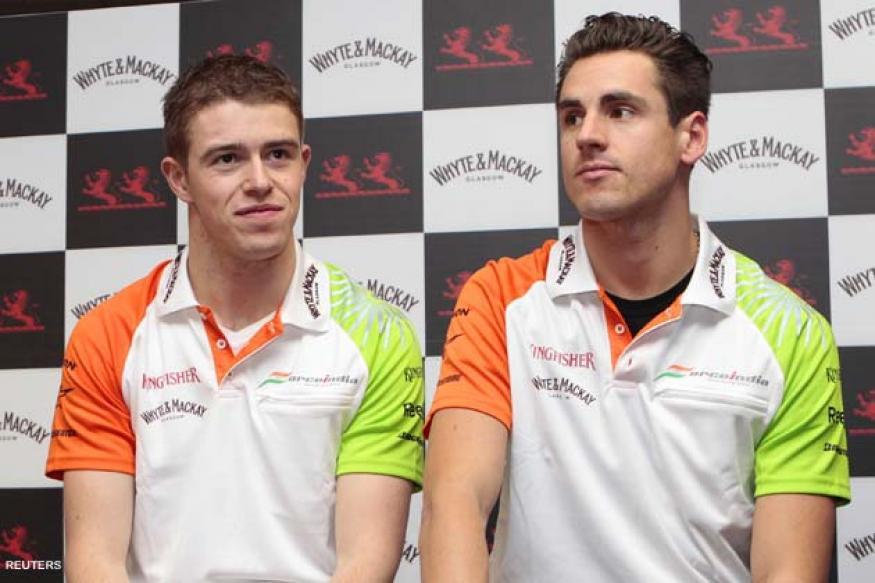 Adrian Sutil confident of Force India return