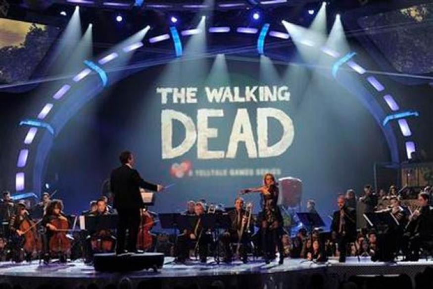 'Walking Dead' wins game of the year at Spike VGAs
