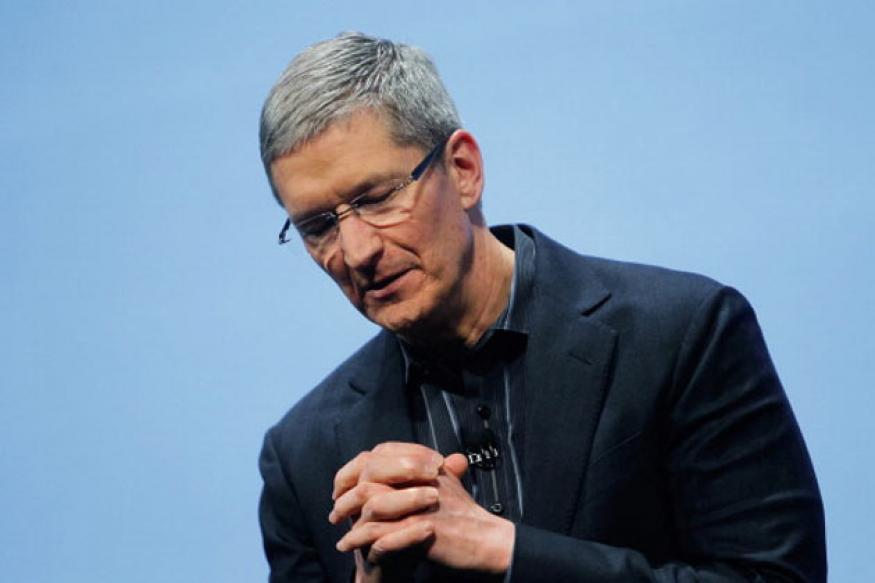 Apple's softer side emerges under CEO Tim Cook