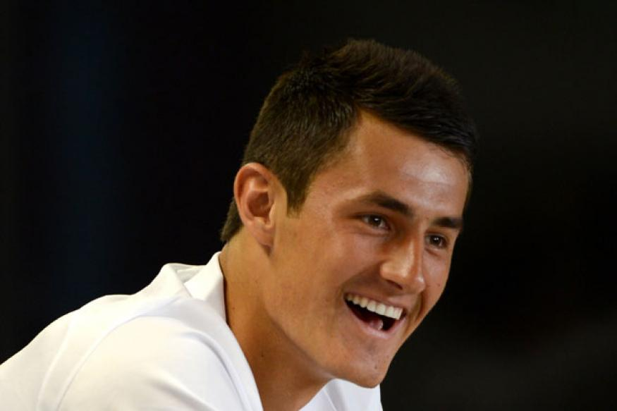 Australia drop troubled Tomic from Davis Cup team