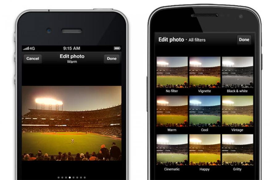 Twitter launches its own photo colour filter feature