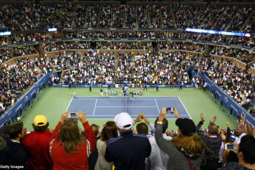 ATP unhappy with US Open men's final on Monday