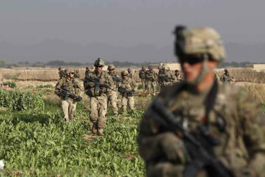 Britain to withdraw 3,800 troops from Afghanistan