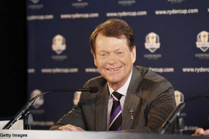 Tom Watson named US Ryder Cup captain for 2014