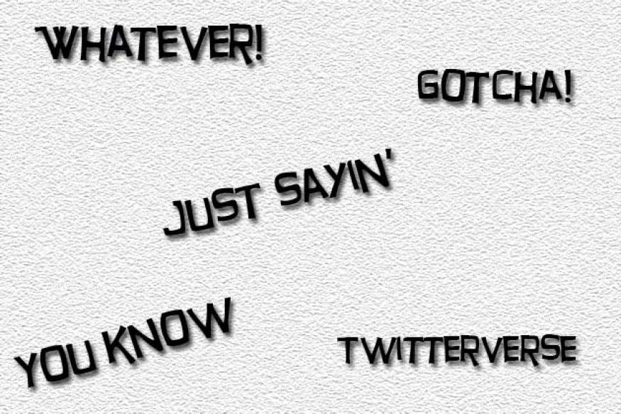 'Whatever' tops list of 2012's most annoying words