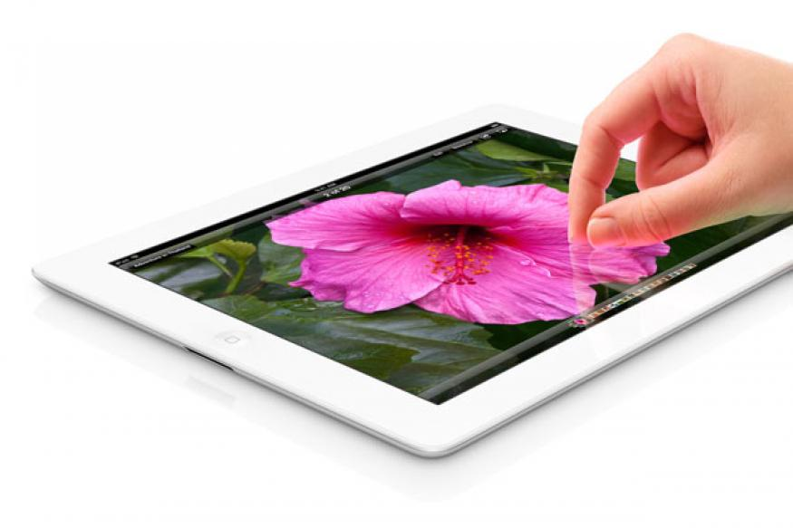 Sharp halts production of iPad screens: Sources