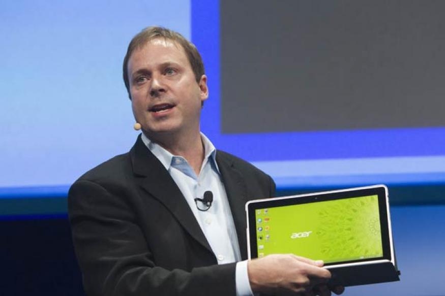 Intel shows off next-gen ultra thin laptops at CES 2013