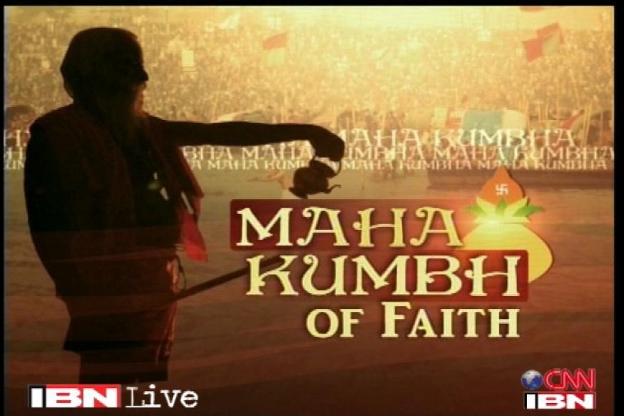 Kumbh pilgrims pay homage to Ganga on Republic Day