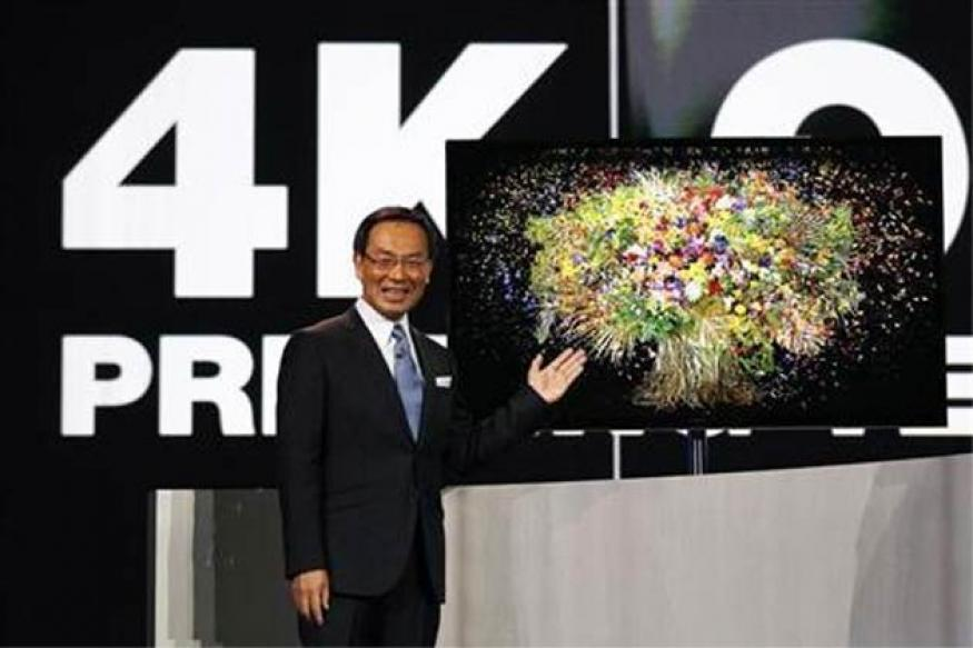 Japan to start 4K TV broadcast in July 2014: Report
