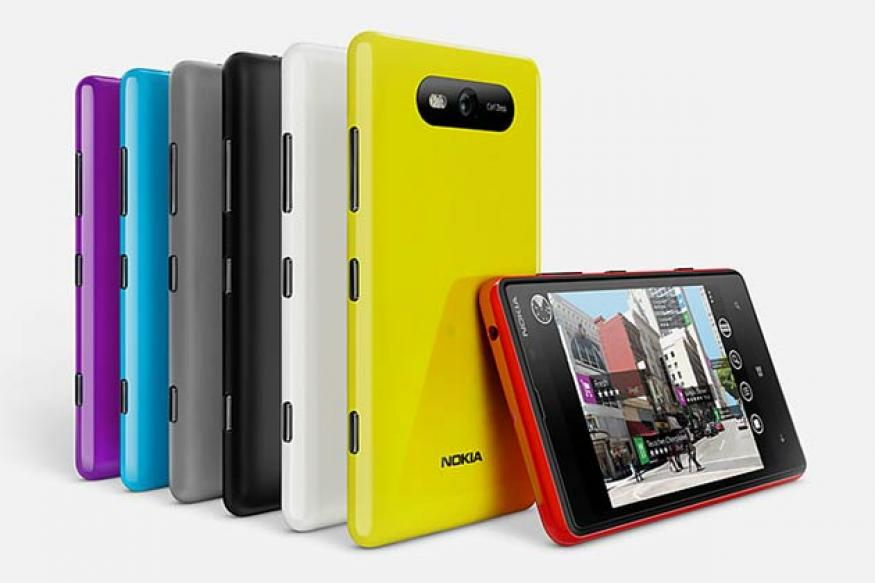 Nokia launches Lumia 920, Lumia 820, Lumia 620 in India