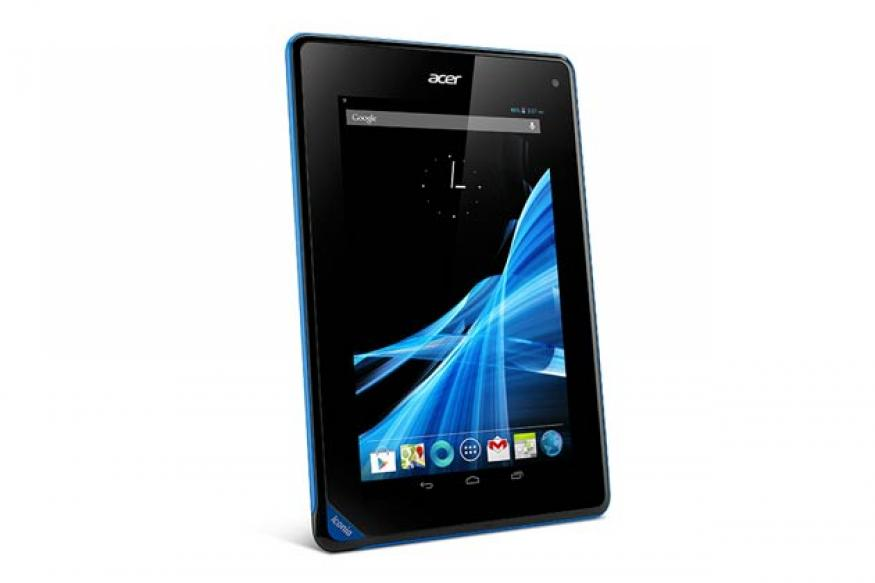 Acer launches 7-inch Iconia B1 tablet in India at Rs 7,999