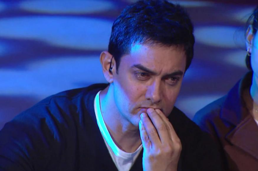 Aamir Khan: I can't compete with Amitabh Bachchan