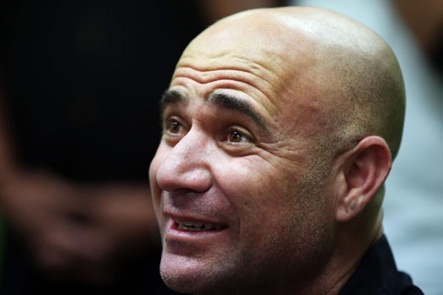 Agassi amazed by quality in golden age of men's game