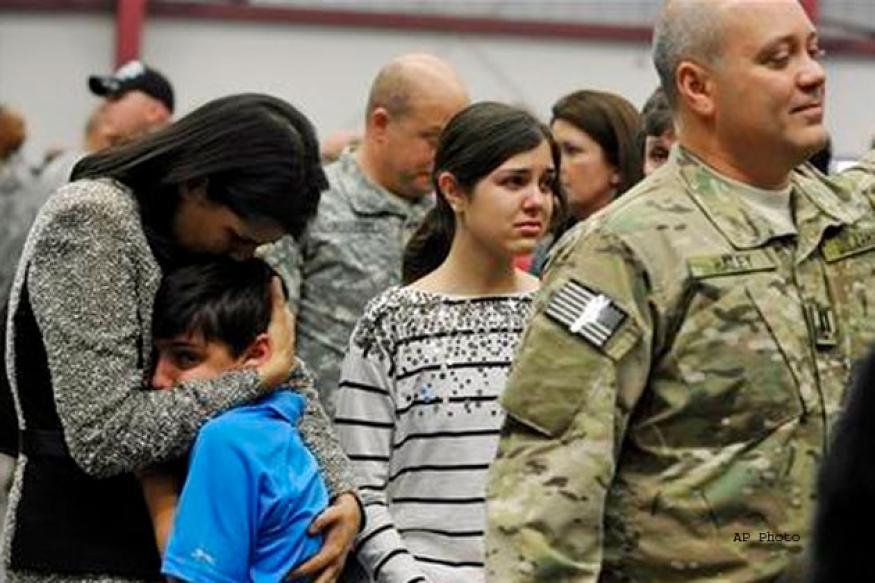 S Carolina Guv Nikki Haley's husband deployed to Afghanistan