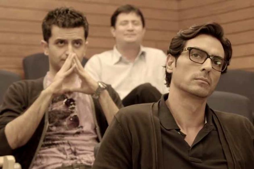Mehr Jesia: Proud of Arjun Rampal's act in 'Inkaar'