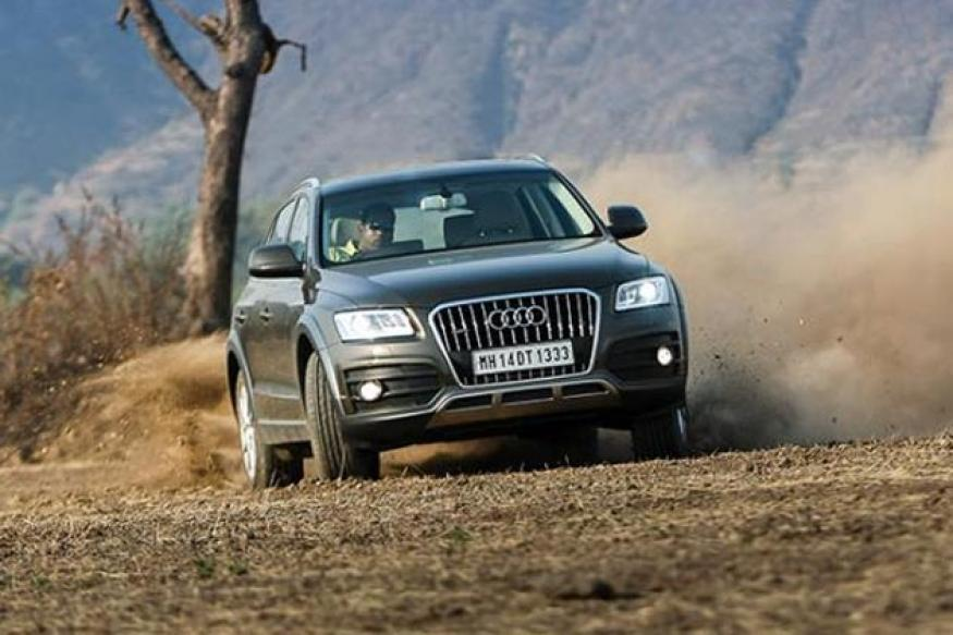 2013 Audi Q5 3.0TDi review