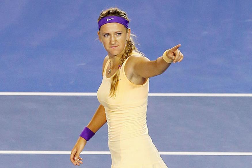Azarenka stays No. 1 with Australian Open win