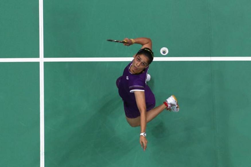 Malaysia Open: Saina sails into 2nd round; PV Sindhu goes down fighting