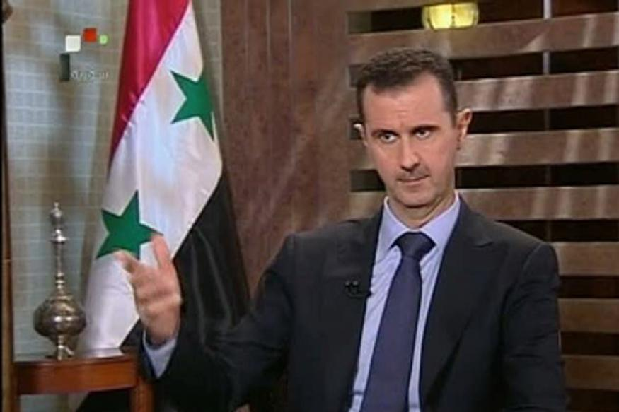 Defiant Assad summons Syrians for 'war to defend nation'