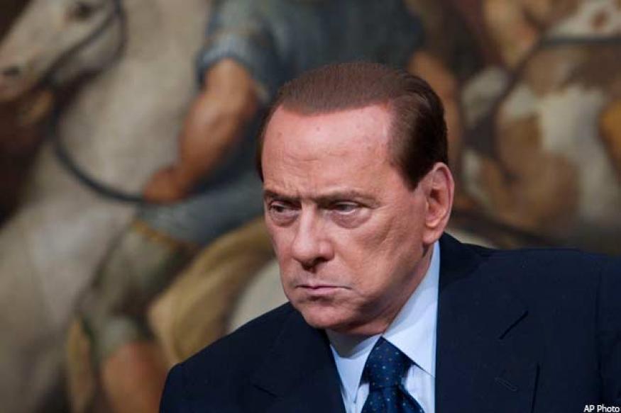 Berlusconi calls divorce settlement judges 'feminist'