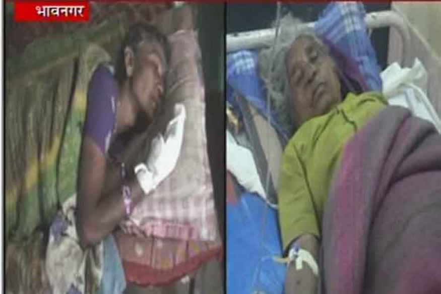 Gujarat: 3 women forced to put their hands in boiling oil
