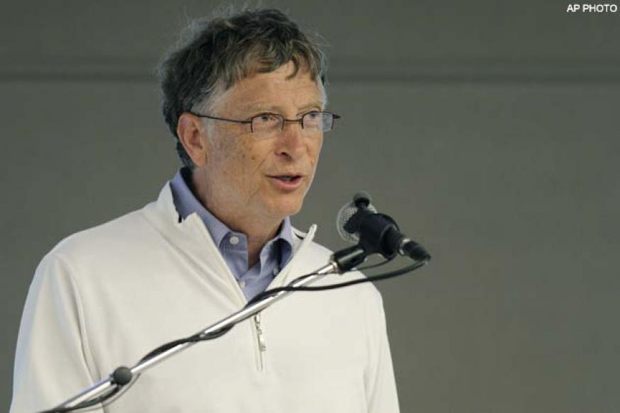 Bill Gates says he has no use of money