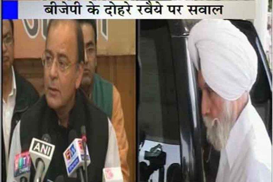 LoC killings: Sushma takes a strident stand, Jaitley, Modi quiet