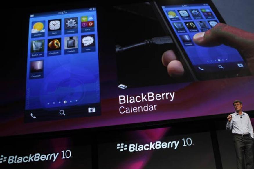 RIM names multiple BlackBerry 10 music, video partners