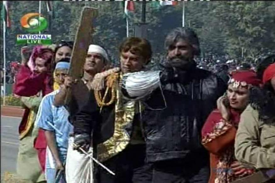 R-Day parade pays tribute to 100 years of Indian films