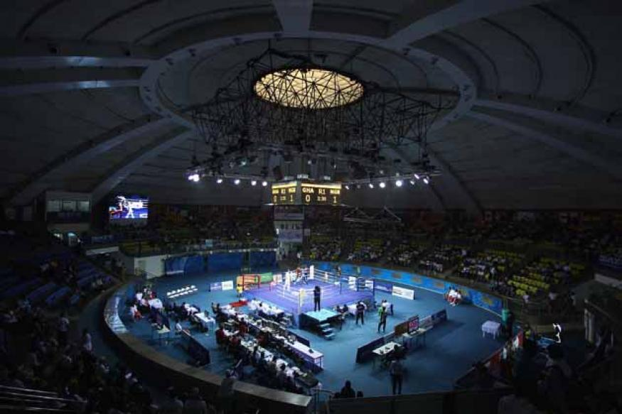 Indian boxers barred from participation in international meets