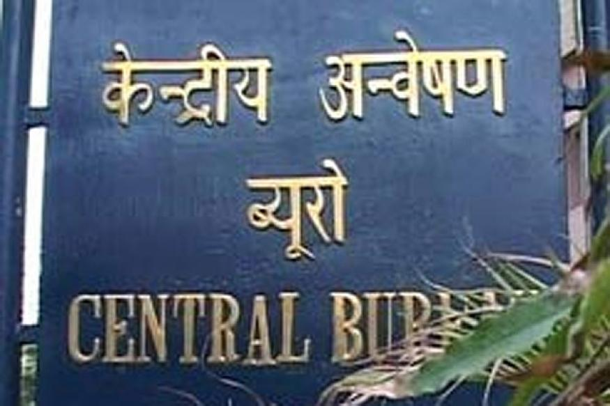 CBI raids on Custom and Excise and DRI officials